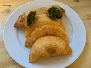 cuisson-empanadas-colombiennes