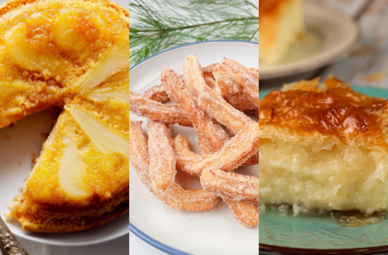 Mediterranean-desserts