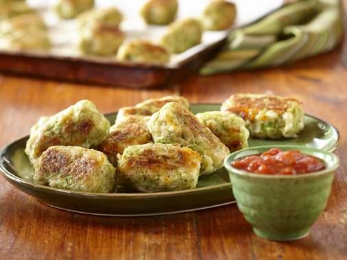 Broccoli croquettes