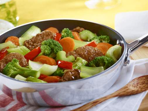 Pork Chow Mein with Chinese Five Spice