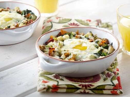 Florentine Breakfast Cassolette