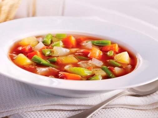 Soupe aux légumes style maison