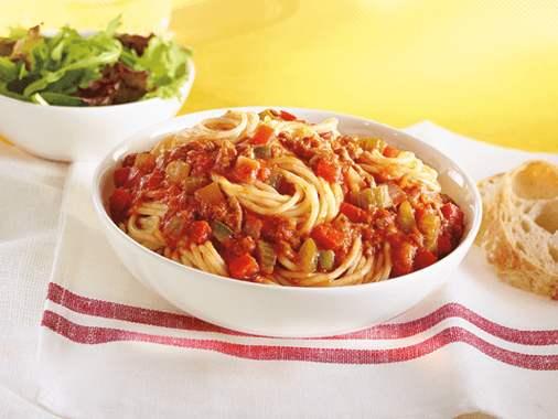Sauce à l'italienne à la viande