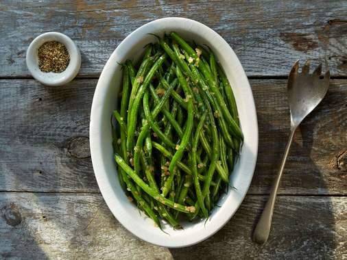 Lyon Style Green Beans