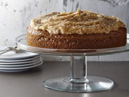 Queen Elizabeth vegetable cake