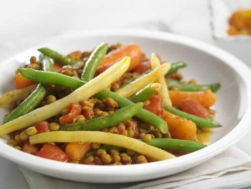 Ragoût de légumes hivernal